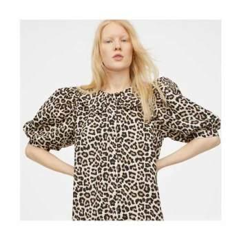 (김유정 착용) H&M 컬러드 드레스 $29.99