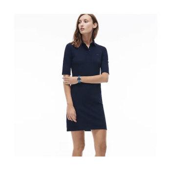 라코스테 3/4 소매 폴로 드레스 $175 → $86.99