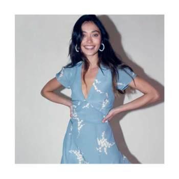 (백예린 착용) 리얼리제이션 THE LUELLA 드레스 $170 → $127.5