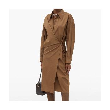 (신민아 착용) 르메르 랩 어라운드 드레스 $730