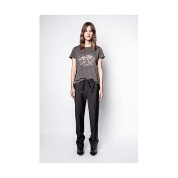 (이효리 착용) 쟈딕 앤 볼테르 AZEDI  피그먼트 티셔츠 $148→ $103.6