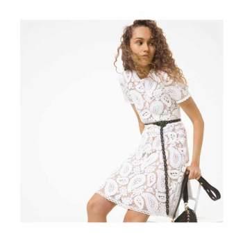 마이클 마이클 코어스 크로쉐 드레스 $395 → $126.75
