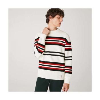 (이시언 착용) 라코스테 맨 프랑스 스트라이프 스웨터 $225→$157.5
