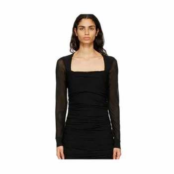 (펜트하우스 김소연 착용) 가니 블랙 도트 드레스 $245