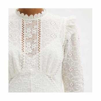 (웬디 착용) 짐머만 브라이튼 미디 드레스 $703