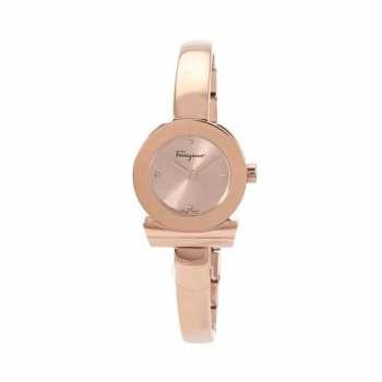 (이민정 착용) 페라가모 간치노 로즈 시계 $995 → $239.99