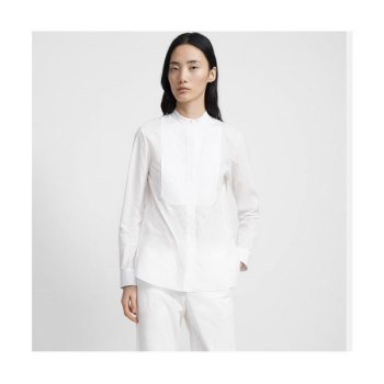 띠어리 핀스트라이프 콤보 빕 셔츠 $345 → $103.5