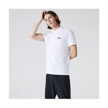 라코스테 X 내셔널 지오그래픽맨 반팔 솔로 셔츠 $145 → $100.99