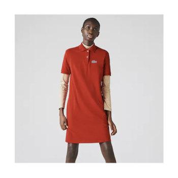 라코스테 X 내셔널 지오그래픽 폴로 셔츠 드레스 $195 → $135.99