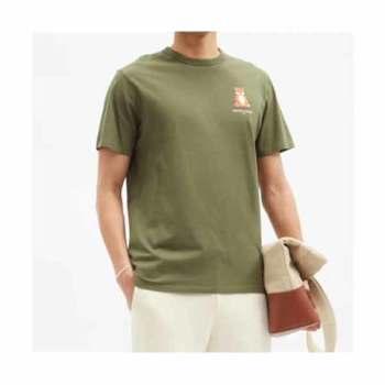 (예리 착용) 메종 키츠네 로터스 폭스 티셔츠 $137