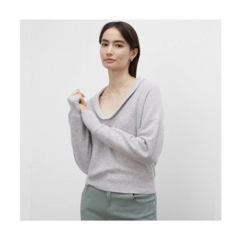 클럽 모나코 롤 넥 캐시미어 스웨터 $289 → $125.37