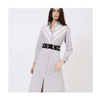 마쥬 221ralite 스트라이트 셔츠 드레스 $375 → $150